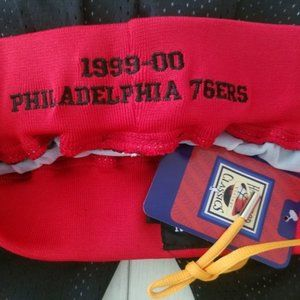 NEW Just Don Philadelphia 76ers Basketball Shorts3